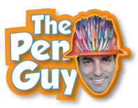 The Pen Guy | Costas Schuler | Donate Pens | Recycle Pens